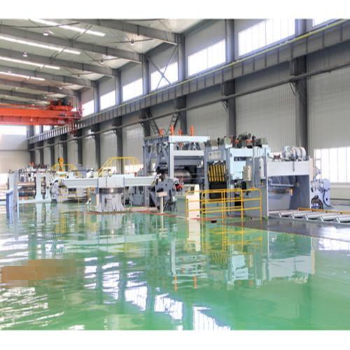 热轧中厚板复合生产线